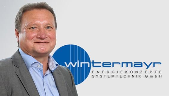 Geschäftsführer Berndt Wintermayr