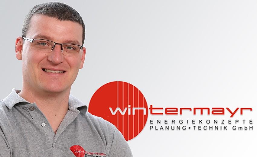 Geschäftsführer Alexander Wintermayr